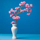 Квіти з гофрованого паперу, фото 9
