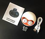 Беспроводные наушники c Селфи палкой блютуз наушники Air Pro К15 (К10) Bluetooth 5.0 новая версия Белые, фото 4
