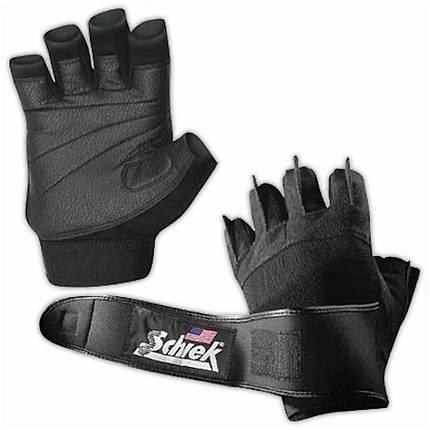 Перчатки для бодибилдинга SCHIEK Premium Lifting Gloves 715, фото 2