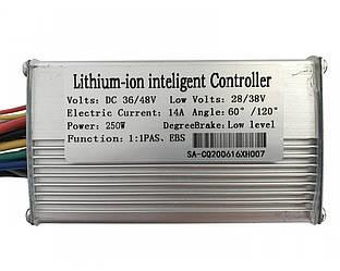 Контролер для електро-велосипеда 36/48 V