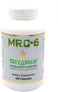 MRC-6 (МРС-6) - капсулы для похудения