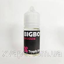 """Топовые жидкости Для POD системBIG BOY """"Smoozie tropic fruits"""" 30ml"""
