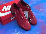 Стоноги Nike Phantom Vision / бампы / футбольна взуття / найк фантом /многошиповки, фото 7