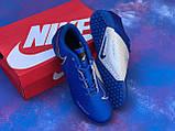 Сороконожки Nike Phantom Vision / бампы / футбольная обувь / найк фантом /многошиповки, фото 2