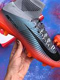 Бутсы Nike Mercurial SuperFly/копы/ найк меркуриал, фото 3