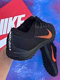 Стоноги Nike Mercurial XII PRO/многошиповки найк меркуриал, фото 7