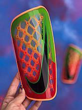 Щитки футбольные Nike Mercurial/ найк меркуриал защита для футбола