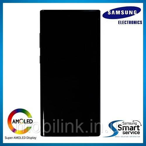 Дисплей Samsung N985 Galaxy Note 20 Ultra Чёрный Black GH82-23596A оригинал!
