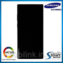 Дисплей Samsung N985 Galaxy Note 20 Ultra Чёрный Black GH82-23596A оригинал!