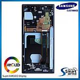 Дисплей Samsung N985 Galaxy Note 20 Ultra Чёрный Black GH82-23596A оригинал!, фото 2