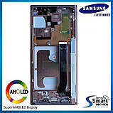 Дисплей Samsung N985 Galaxy Note 20 Ultra Бронза Bronze GH82-23596D оригинал!, фото 2