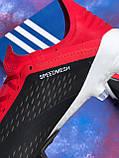Бутси Adidas X 18.1/ футбольна взуття(репліка), фото 4
