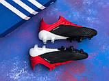 Бутси Adidas X 18.1/ футбольна взуття(репліка), фото 5