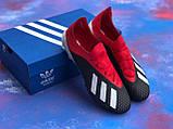 Бутси Adidas X 18.1/ футбольна взуття(репліка), фото 7