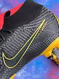 Бутси Nike Mercurial Game Over/найк меркуриал гейм овер(репліка), фото 4