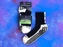 Носки для футбола (тренировочные носки Trusox черные)