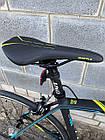 """Велосипед шоссейный Battle 7C""""-510mm WINDRIDER 3.0 графит, фото 5"""