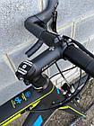 """Велосипед шоссейный Battle 7C""""-510mm WINDRIDER 3.0 графит, фото 6"""