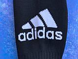 Гетри для футболу Adidas (Чорні), фото 2