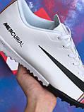 Стоноги Nike Mercurial SuperFly 360/ многошиповки/ найк меркуриал, фото 6