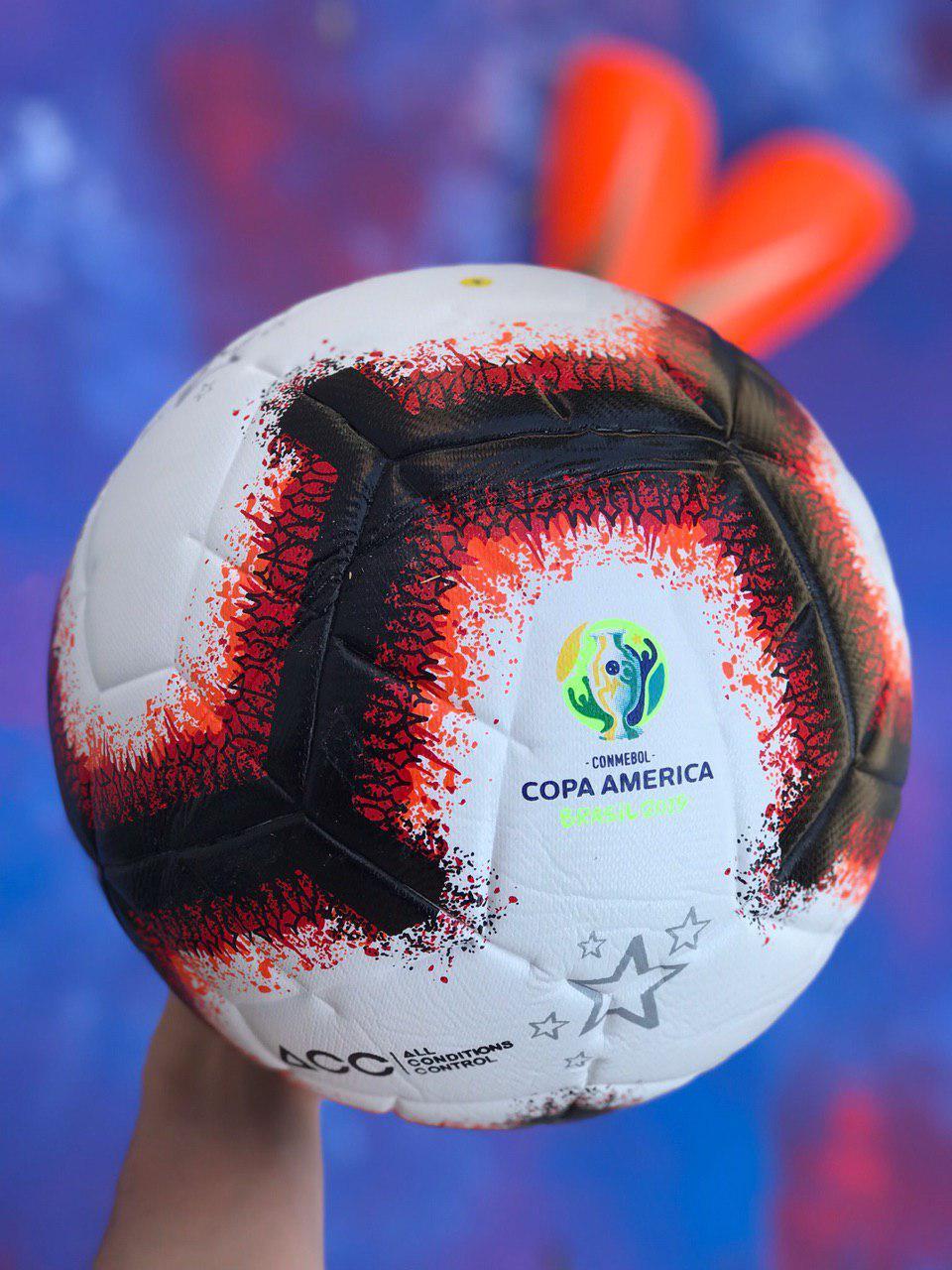 Футбольний м'яч Nike Strike Rabisco Copa America 2019 /копа америка