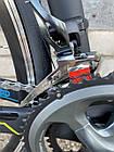 """Велосипед шоссейный Battle 7C""""-510mm WINDRIDER 3.0 графит, фото 3"""