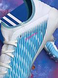 Бутси Adidas X 19.3 (футбольне взуття) адідас ікс, фото 2
