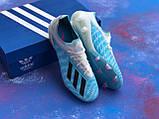 Бутси Adidas X 19.3 (футбольне взуття) адідас ікс, фото 5