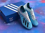 Бутси Adidas X 19.3 (футбольне взуття) адідас ікс, фото 6