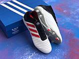 Бутси Adidas Predator 19+FG Paul Pogba(адідас предатор поль погба), фото 6