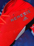 Стоноги Adidas Nemeziz 19.3 TF (адідас немезизи), фото 6