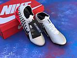 Бутси Nike Mercurial Vapor 13 Elite FG/найк меркуриал вапор еліт, фото 4