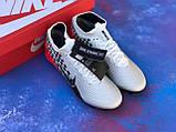 Бутси Nike Mercurial Vapor 13 Elite FG/найк меркуриал вапор еліт, фото 5