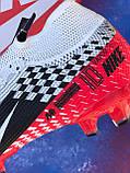 Бутси Nike Mercurial Vapor 13 Elite FG/найк меркуриал вапор еліт, фото 6