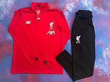 Спортивний (тренувальний) костюм New Balance FC Liverpool