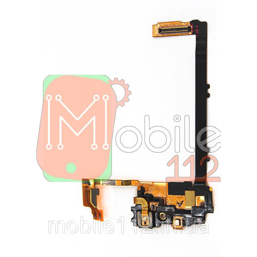 Шлейф LG Nexus 5 D820 D821 D822 с разъемом зарядки и микрофоном оригинал разборка