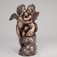 """Статуетка """"Перший поцілунок"""" (23 см) (74648 A4)"""