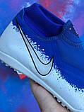 Сороконожки Nike Phantom VSN / бампы / футбольная обувь / найк фантом, фото 7
