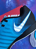Футзалки Nike Tiempo / бампы найк темпо/футбольна взуття, фото 5