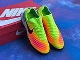 Футзалки NIKE MAGISTAX FINALE II IC/найк магиста/футбольная обувь, фото 3