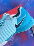 Футзалки  Nike Magista TF/найк магиста/футбольная обувь, фото 5