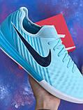 Футзалки  Nike Magista TF/найк магиста/футбольная обувь, фото 9