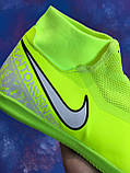 Футзалки Nike Phantom Vision Academy Dynamic Fit IC/найк фантом/футбольная обувь, фото 8