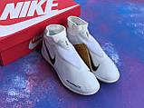 Футзалки Nike Phantom Vision Academy Dynamic Fit IC/найк фантом/футбольная обувь, фото 6