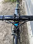 """Велосипед шоссейный Battle 7C""""-510mm WINDRIDER 3.0 графит, фото 8"""