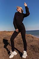 Спортивный женский костюм утепленный новая коллекция
