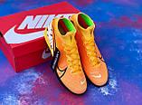 Футзалки Nike Mercurial Super FLY/найк меркуриал, фото 4
