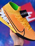 Футзалки Nike Mercurial Super FLY/найк меркуриал, фото 6