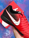 Футзалки Nike Legend X VII бампы найк темпо футбольна взуття, фото 8