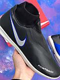 Футзалки Nike Phantom Vision Academy Dynamic Fit IC найк фантом футбольна взуття, фото 5